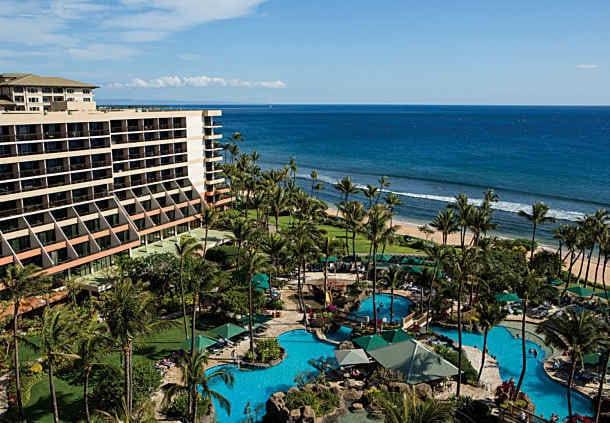Marriott S Maui Ocean Club Timeshare Magical Realty